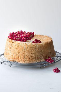 ANGEL FOOD CAKE. Paso a paso y consejos