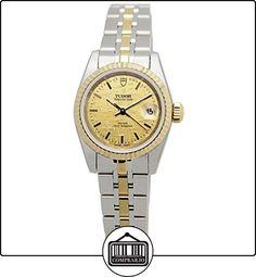 TUDOR PRINCESS DATE RELOJ DE MUJER AUTOMÁTICO 25MM 92413-62433-CHCL  ✿ Relojes para mujer - (Lujo) ✿