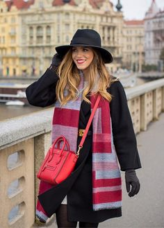 Posted on Oct 27, 2014   03:06 PM CDT - Best Blogger Fashion update. 'Soaking up our last full day in Prague and walking all around the cit...
