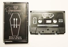 Caligari Records is proud to release the fifth tape in the partnership between this great Swedish band and Caligari Records. This time around in the form of Demos VIII and X in one tape.   Listen: https://caligarirecords.bandcamp.com/album/x-solus-in-mortem-viii-futility-death