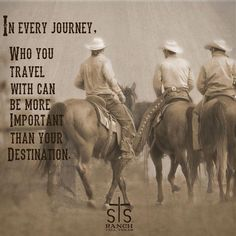 """""""In every journey, who you travel with can be more important than your destination."""" ~ Stran Smith 