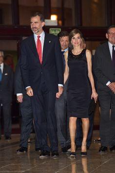 Queen Letizia of Spain: Principe de Asturias Awards