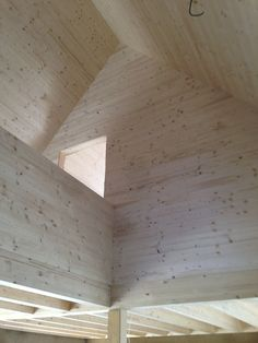 B.Kierulf - CREATERRA: Liptovská Kokava (energeticky pasívne domy) - masívne drevo bez povrchovej úpravy