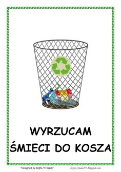 BLOG EDUKACYJNY DLA DZIECI School Hacks, School Projects, Polish Language, Crafts For Kids, Arts And Crafts, Kindergarten Classroom, Case Study, Preschool, Education