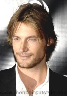 Medium Wavy Hairstyles For Men From Gabriel Aubry Best Haircut Catalog Trendy Mens Hairstyles, Mens Medium Length Hairstyles, Hipster Hairstyles, Nice Hairstyles, Wedding Hairstyles, Guy Haircuts Long, Thin Hair Haircuts, Men's Haircuts, Medium Hair Cuts