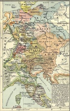 Germany and Italy in 1803 (1911), by William Shepherd (1871-1934).