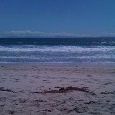 Los Angeles, CA.  Huntington Beach, the Pacific Ocean.