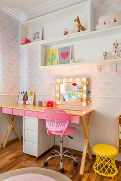 Teen Girl Rooms, Teenage Room, Girls Bedroom, Bedroom Decor, Custom Closet Design, Cool Kids Rooms, Kids Room Design, Kids Furniture, My Room