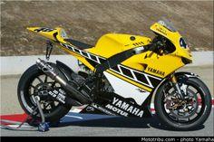 Yamaha M1 livery (2005 @ Laguna Seca)