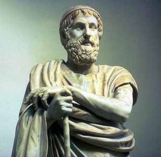 Homer: Author of The Iliad and The Odyssey. From these epics we get the heroic archetype. (There is speculation that Homer was more than one person--I tend to believe this.
