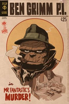 Ben Grimm, The Thing