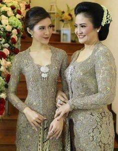 model kebaya batik modern 2017