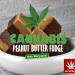 Stoner Cookbook; Cannabis Peanut Butter Fudge  Hey dirtsurfr! I got a couple for you...how about some peanut butter fudge?  Line bottom and sides of an 8x8 pan with foil or wax or parchment and sp