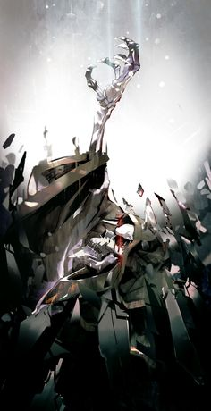 Some of So-Bin's other Overlord Art - Best anime list Otaku Anime, All Anime, Gothic Anime, Fantasy World, Fantasy Art, Best Anime List, Manga Japan, Cool Anime Pictures, Fan Art Anime