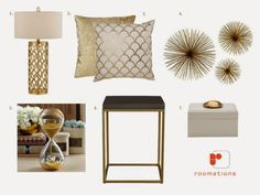 Brass is the new black style board