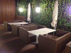 #戶外餐桌-梨子咖啡廳 崇德店
