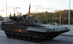 Russia's T-14 main battle tank – which is part of the Armata family of combat vehicles – is already in production.