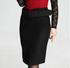 High Cut Tight Pencil Cute Skirt Ice Silk Smooth See Through Micro Mini Skirt Transparent Night Club Skirt Fantasy Erotic Wear Size One Size Color Only Black Skirt Long Pencil Skirt, Cute Skirts, All About Fashion, Aliexpress, Ideias Fashion, High Waisted Skirt, Autumn Fashion, Satin, Plus Size