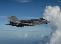 F-35 Lightning II Stealth Bomber, F35, Lightning, Fighter Jets, Aviation, Aircraft, Planes, Warriors, Vehicles