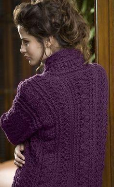 Ravelry: Copenhagen Jacket pattern by Tammy Hildebrand