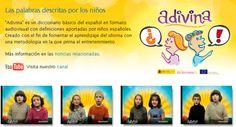 BLOG. LOS CHICOS GRABAN SUS ADIVINANZAS Y SE CUELGAN EN EL BLOG. VOCABULARIO SOBRE DETECTIVES. Diccionario audiovisual del español