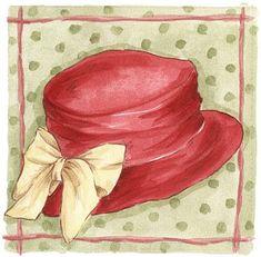 dibujos coloreados de sombreros   Imagenes para imprimir.Dibujos para imprimir
