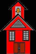 school house paper craft thought thus might work but bigger Preschool First Week, Preschool Learning, Preschool Activities, Preschool Plans, Teaching, Letter S Activities, Letter A Crafts, Back To School Crafts For Kids, Math For Kids
