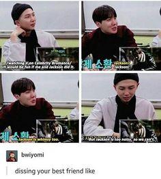 Got7 and BTS relationship