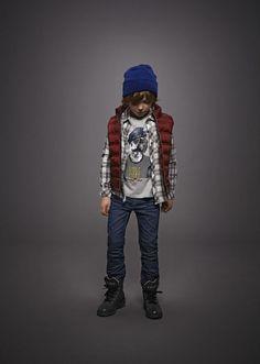 Jeans para Beb/és IKKS Junior Denim Die