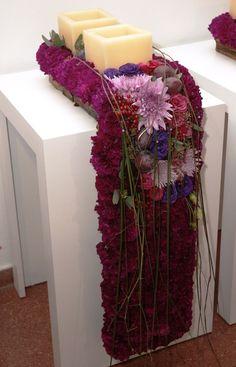 artist: Daniel Santamaria Escola d'Art Floral de Catalunya: DEMOSTRACIONS - DEMOSTRACIONES