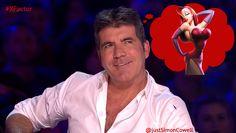 Simon Cowell found his Jessica Rabbit in Chloe Jasmine on X Factor tonight.