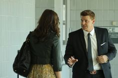 "Booth (David Boreanaz) in the ""The Past In The Present"" episode of BONES."