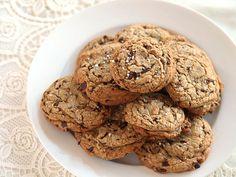 Food Lab chocolate chip cookies