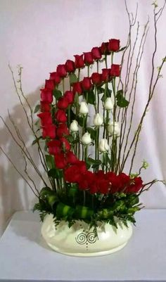 Your local full service florist. Delivers locally & world wide. Exotic Flowers, Tropical Flowers, Large Flowers, Beautiful Flowers, Arte Floral, Deco Floral, Funeral Bouquet, Funeral Flowers, Large Flower Arrangements