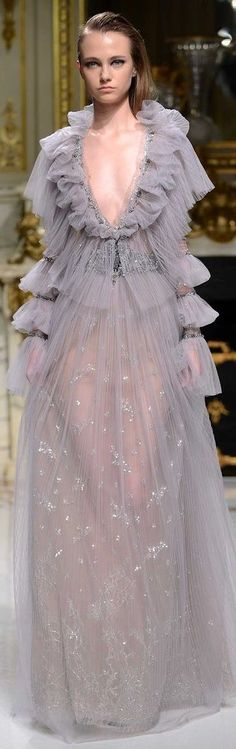 Charlotte Licha Couture S/S 2014 §
