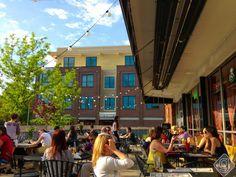 Outside eating: Nashville