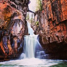 This is such an amazing place to swim in Durango, CO  http://www.pagosaspringsluxproperties.com