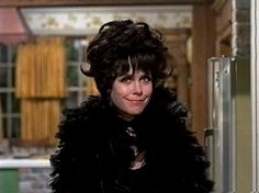 Serena, Samantha's cousin in Bewitched (Elizabeth Montgomery)