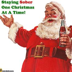 The 12 Steps To Staying Sober During The Holiday -- WOW, this will come in handy next year!    :))))