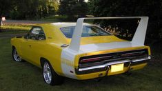 Image detail for -Awesome muscle car pictures of a 1969 Dodge Daytona clone 440 magnum!Now that is pretty! Plymouth Superbird, Plymouth Cars, Dodge Daytona, Dodge Charger Daytona, Sweet Cars, American Muscle Cars, Hot Cars, Mopar, Custom Cars