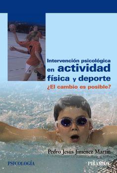 Intervención psicológica en actividad física y deporte. ¿El cambio es posible? aborda los principios, fundamentos y estrategias que constituyen las principales teorías y escuelas psicológicas que han afrontado el problema del cambio a lo largo del tiempo, y su transferencia al ámbito de la actividad física y del deporte. http://rabel.jcyl.es/cgi-bin/abnetopac?SUBC=BPSO&ACC=DOSEARCH&xsqf99=1744219+