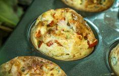Warzywne muffiny jajeczne - Chillizet Feta, Cauliflower, Mashed Potatoes, Vegetables, Ethnic Recipes, Whipped Potatoes, Cauliflowers, Smash Potatoes, Vegetable Recipes