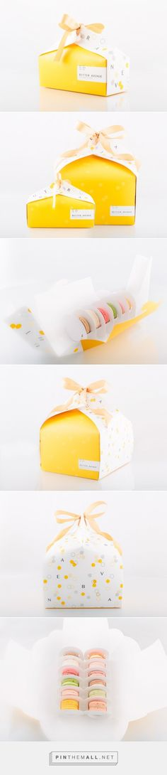 Butter Avenue Packaging by Arc & Co. Design Collective » Retail Design Blog... - a grouped images picture - Pin Them All