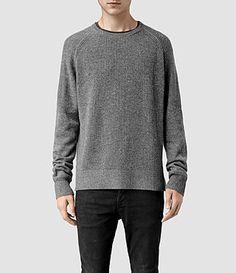 ALLSAINTS: Tyree Crew Sweater