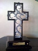 unity cross... LOVE the idea for our wedding ceremony