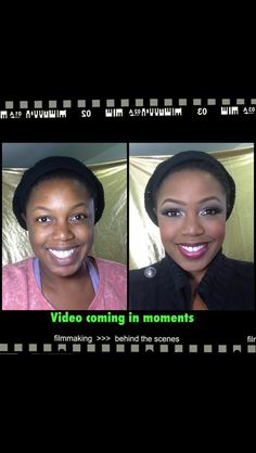 Beautiful  makeover by co-motives consultant @tammymasonthesalon using Dual Finish in Medium Light, Medium Dark Concealer Quad for blemishes and Mavens Element Palette  All products available at www.motivescosmetics.com/bunky16  ordering outside of US www.shop.com/bunky16