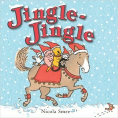 Jingle-Jingle by Nicola Smee. Ms. Ashley read this book on 12/22/16.