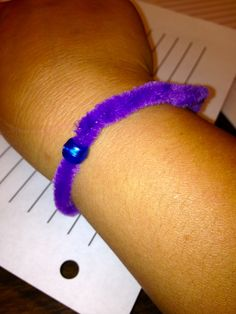 Bracelet to model rotation and revolution