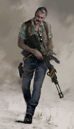 ArtStation - Boss, Josh Norman