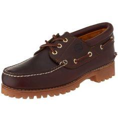 TimberlandKempton_Kempton Oxford - Zapatos Planos con Cordones Hombre, Color Marrón, Talla 49